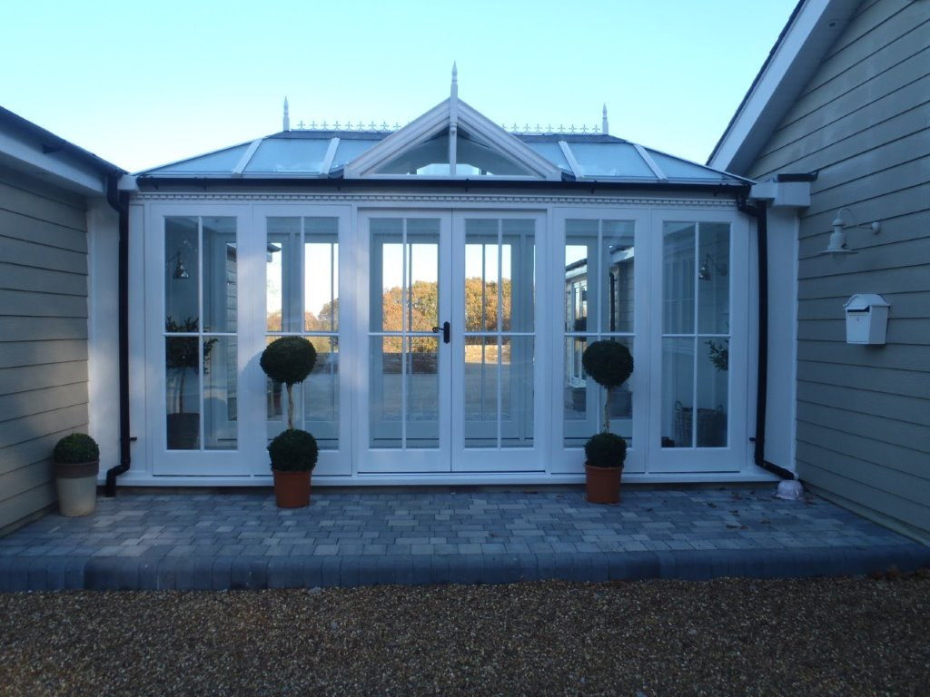Alternative view of an Essex made Conservatory.